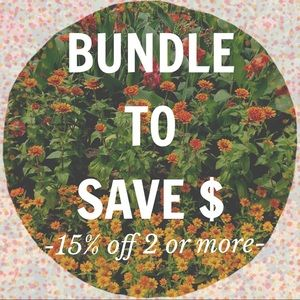 Everything must GO! Bundle to save $$$
